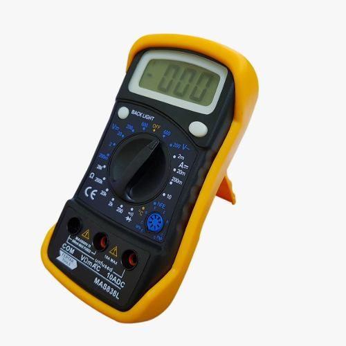 Multímetro Digital com Sensor de Temperatura