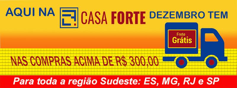 FRETE GRÁTIS REGIÃO SUDESTE