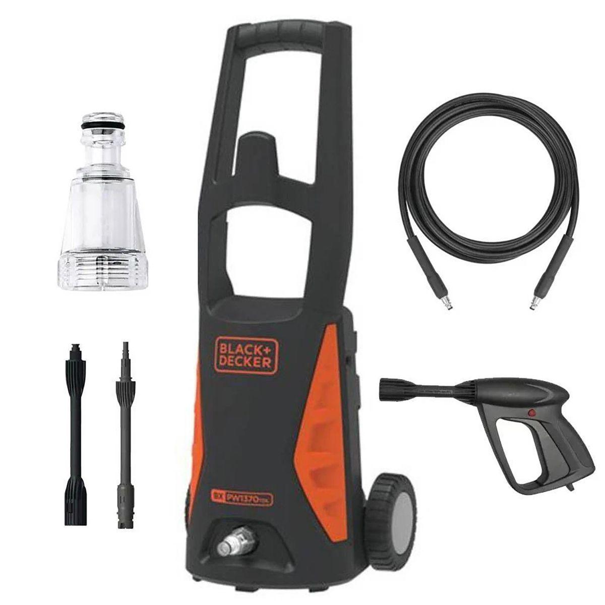 Lavadora De Alta Pressão 1300w Black Decker - 220V