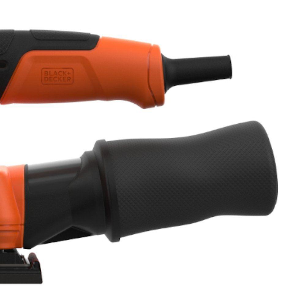 Lixadeira Orbital 1/3 De Folha 150w Black+Decker 220V