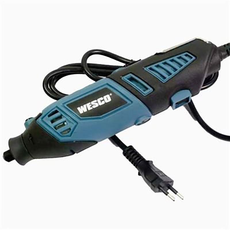Micro Retífica Elétrica 160W com Acessórios e Maleta 127V