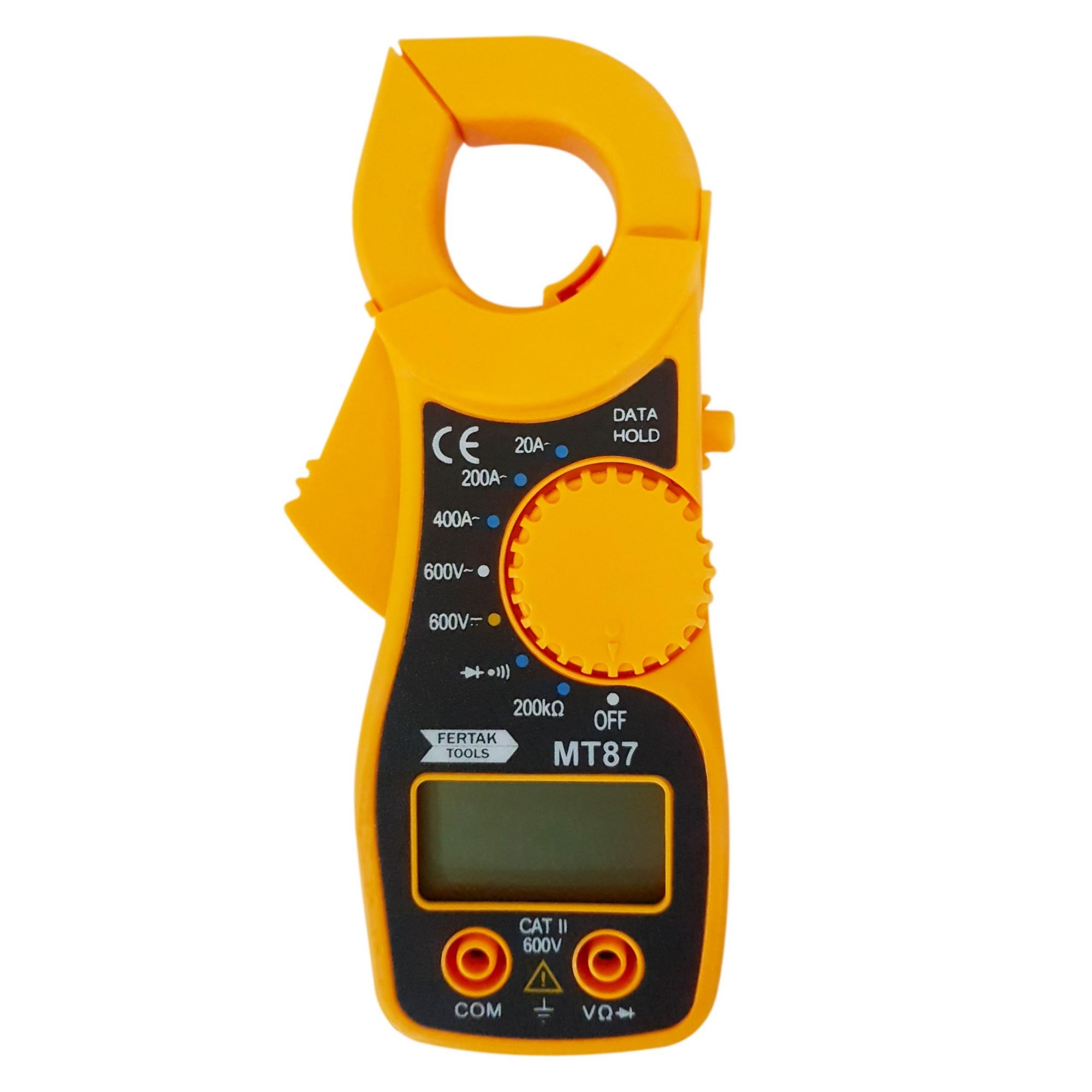 Mini Alicate Amperímetro Digital