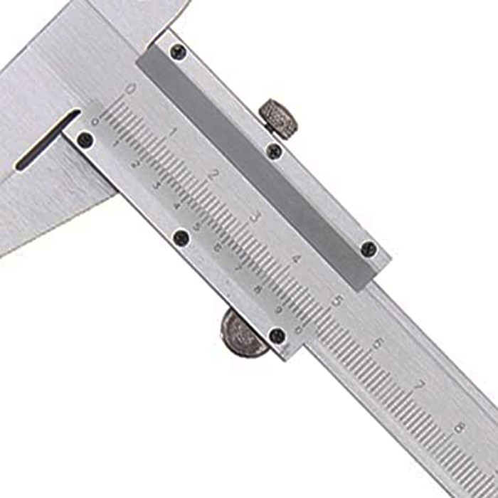 Paquímetro Universal Metálico 150 mm com Estojo