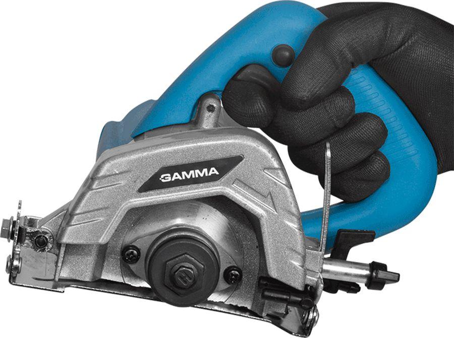 Serra Mármore Gamma 127V - 1240W - Com kit de Acessórios