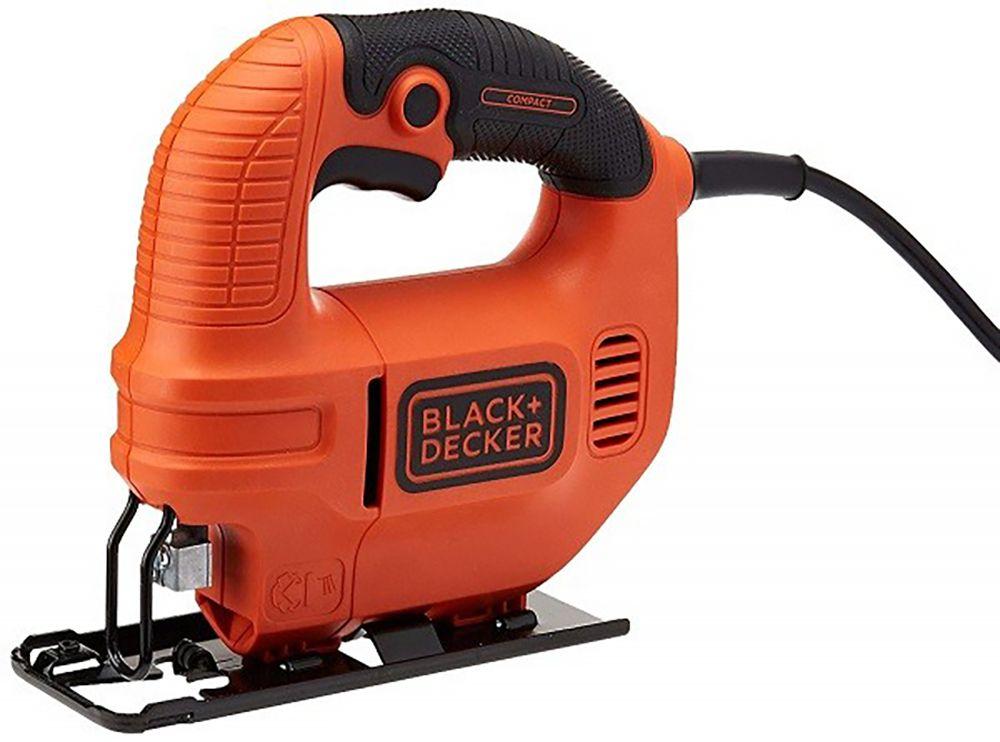 Serra Tico Tico 420w Ks501 Black Decker 127V