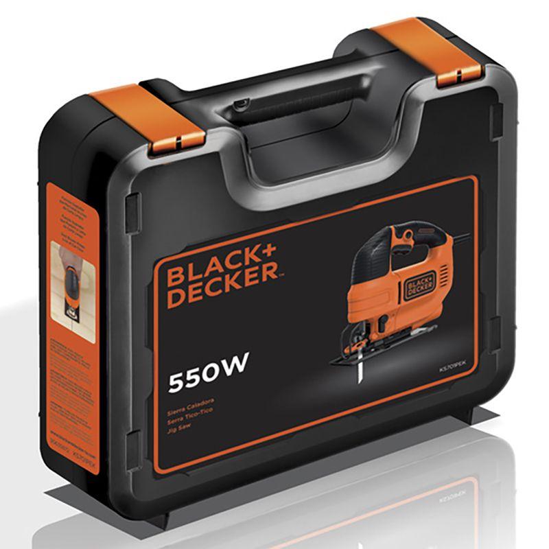 Serra Tico Tico Ação Pendular 550W com Maleta - 220V