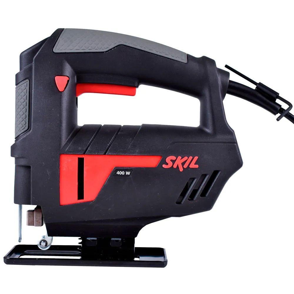 Serra Tico-Tico com Velocidade Variável 400W 4400 Skil - 220V
