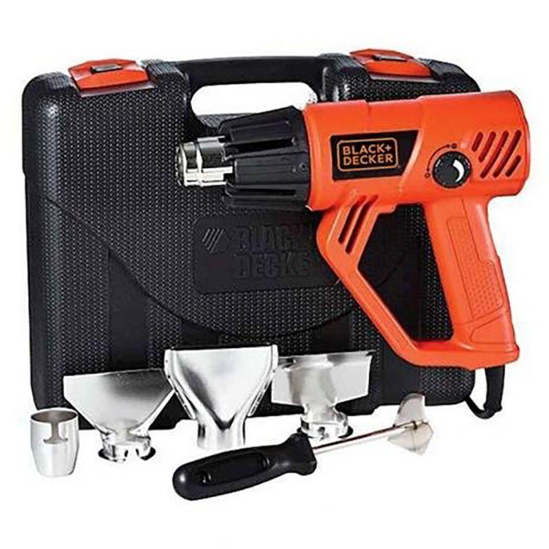 Soprador Térmico 2 Estágios 1800W Black+Decker - 220V