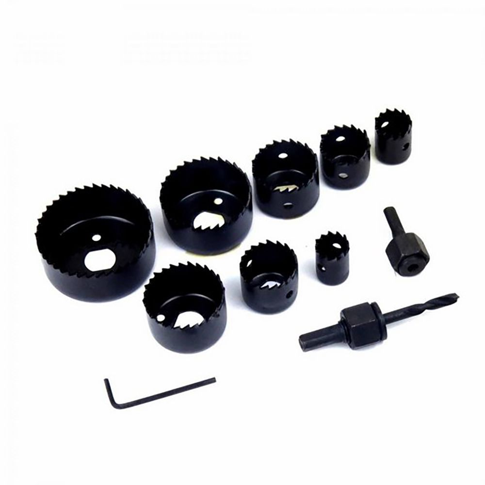 Tico Tico 420w Black Decker 220V + Serra Copo 11pçs + 3 Serras
