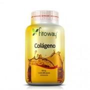 Colágeno Hidrolisado Fitoway 300mg - 60 Cáps