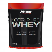100% Pure Whey 850g Atlhetica