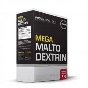 6x Mega Malto Dextrin Morango 1kg - Probiótica