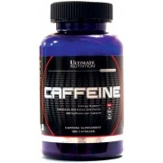 CAFFEINE 120 CAPS ULTIMATE NUTRITION