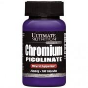 CHROMIUM PICOLINATE 100 CAPS - ULTIMATE