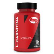 L-Carnitina 120caps - Vitafor