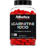 L-Carnitine 1000 - 60 Tabs - Atlhetica Nutrition