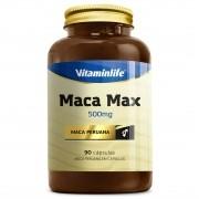 MACA MAX 500mg 90 CAPS - VITAMIN LIFE