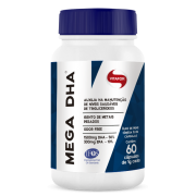 Mega Dha 60 Cápsulas Ômega 3 - Vitafor