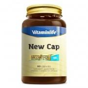 NEW CAP HAIR 60 CAPS VITAMIN LIFE