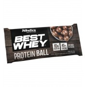 PROTEIN BALL BEST WHEY 50g ATLHETICA - UNIDADE