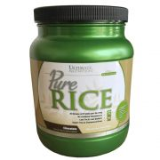 PURE RICE PROTEIN - 500GRS