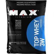 TOP WHEY 3W 1.8KG Max Titanium