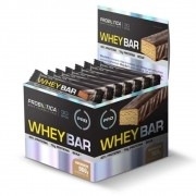 Whey Bar Barra De Proteína - Probiótica