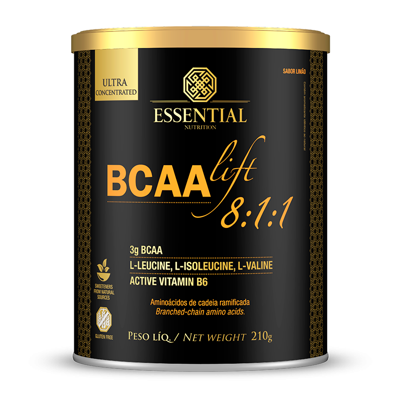 BcaaLift 8:1:1 210g - Essential