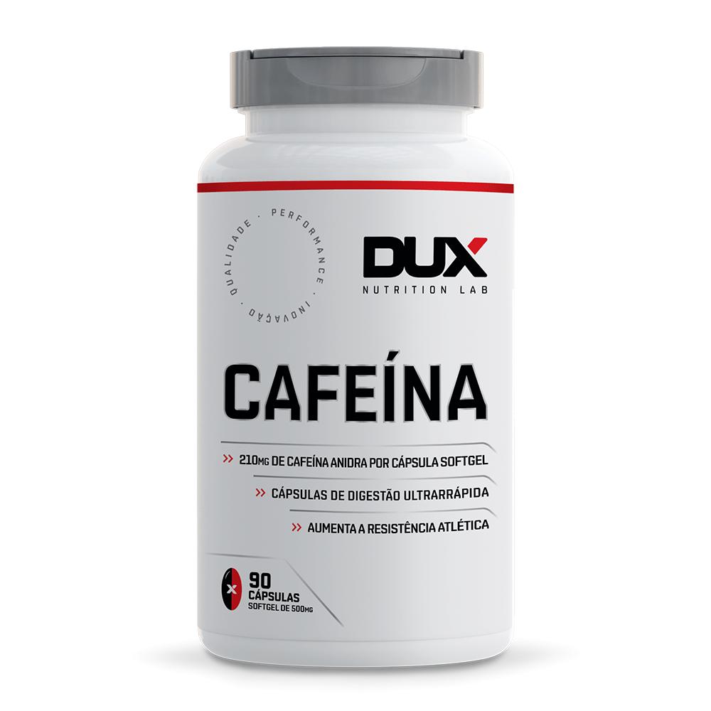 CAFEINA 90 CAPS - DUX
