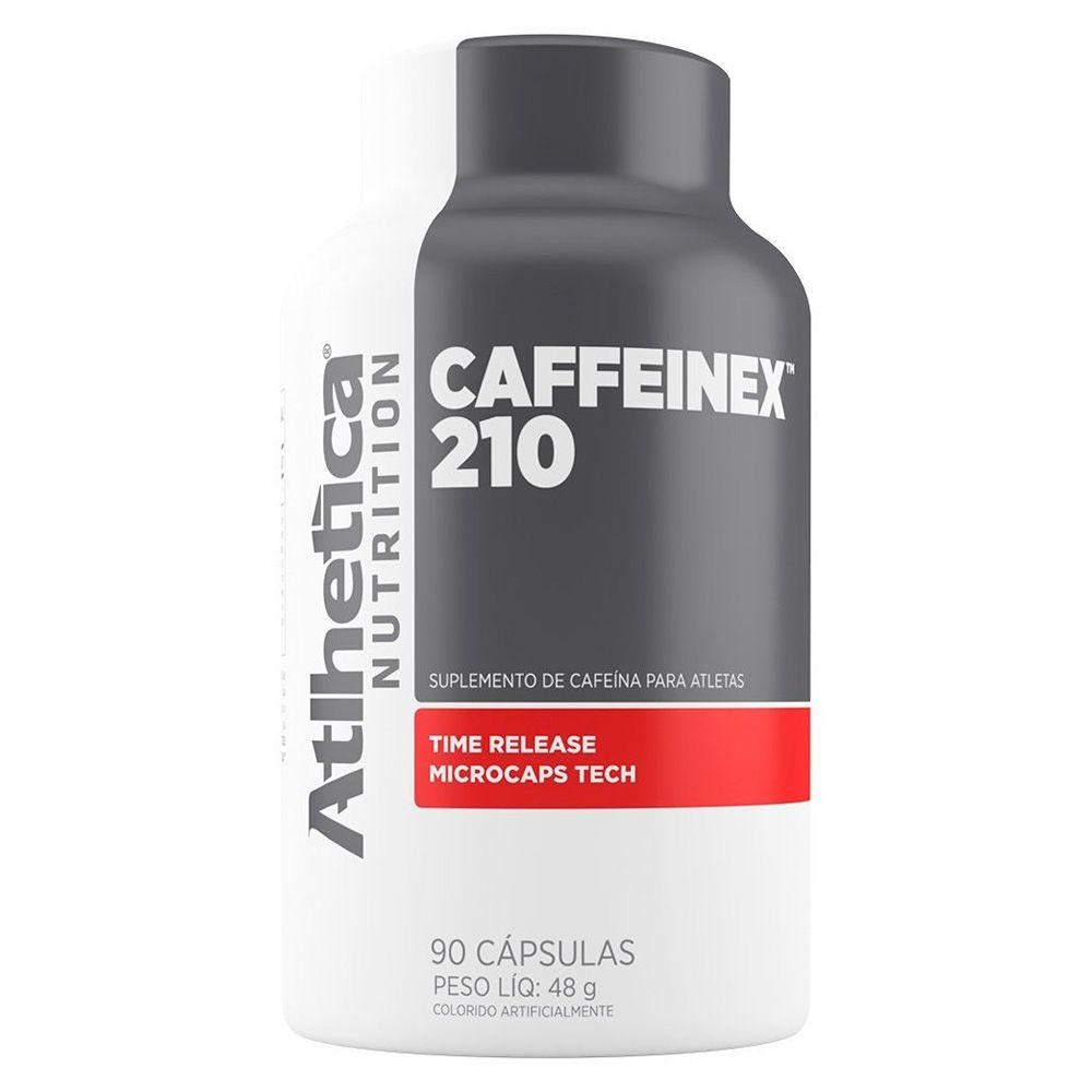 CAFFEINEX 210MG 90 CAPSULAS ATLHETICA NUTRITION