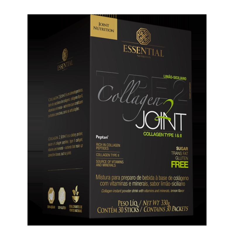 COLLAGEN JOINT 270G 30 SACHES 9G - ESSENTIAL NUTRITION