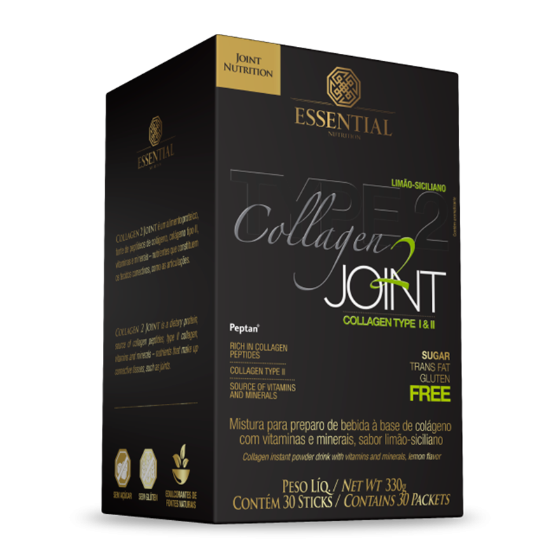 COLLAGEN JOINT 270G 30 SACHES - ESSENTIAL NUTRITION