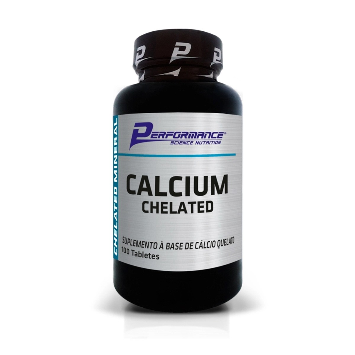 CALCIUM CHELATED 100 TBS PERFORMANCE