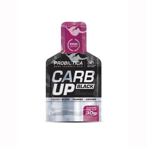Carb Up Black - Probiótica