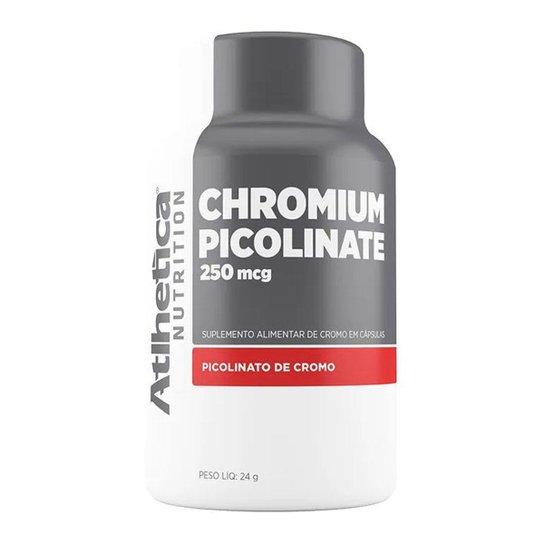 CHROMIUM PICOLINATE 120 CAPS ATLHETICA