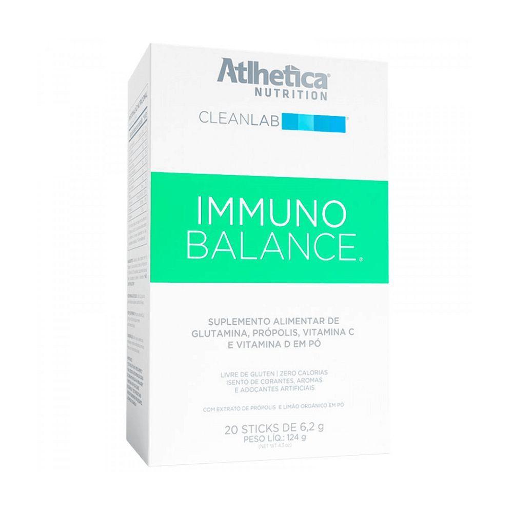 CLEANLAB IMMUNO BALANCE - 20 STICKS - ATLHETICA