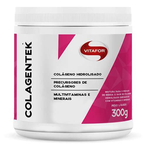 Colagentek 300g Hidrolisado Multi Vitaminas - Vitafor