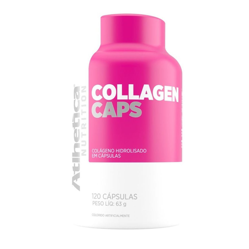 COLLAGEN CAPS 120 CAPSULAS