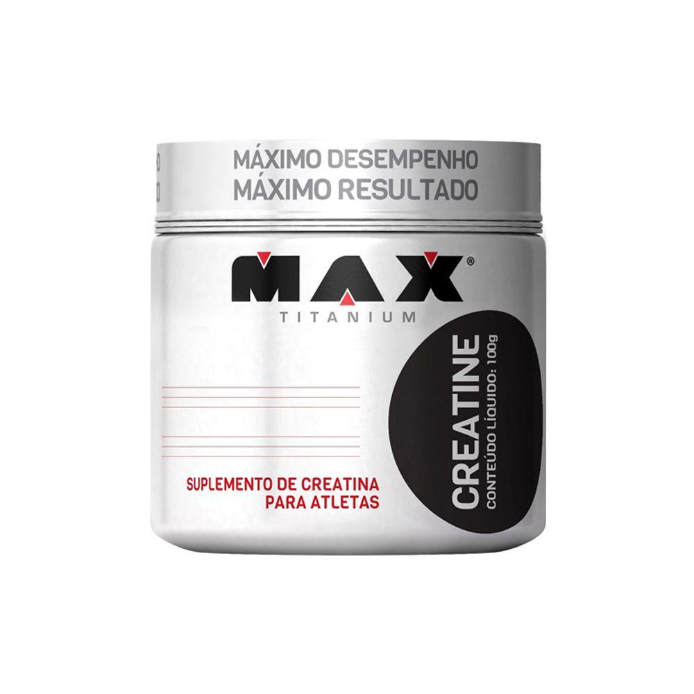 Combo Resistence Energy - Max Titanium + Brinde