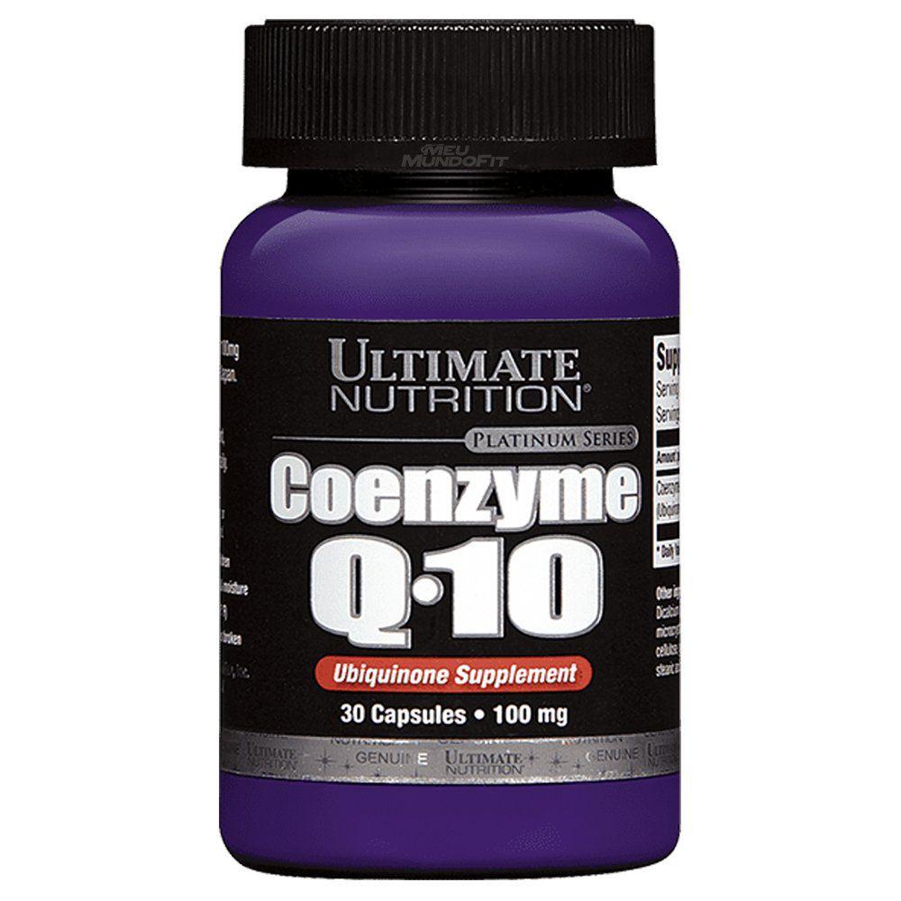 COQ10 - 30 TABS 100mg - ULTIMATE