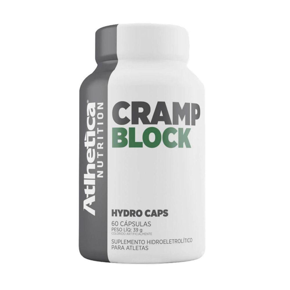 CRAMP BLOCK 60 CAPS ATLHETICA