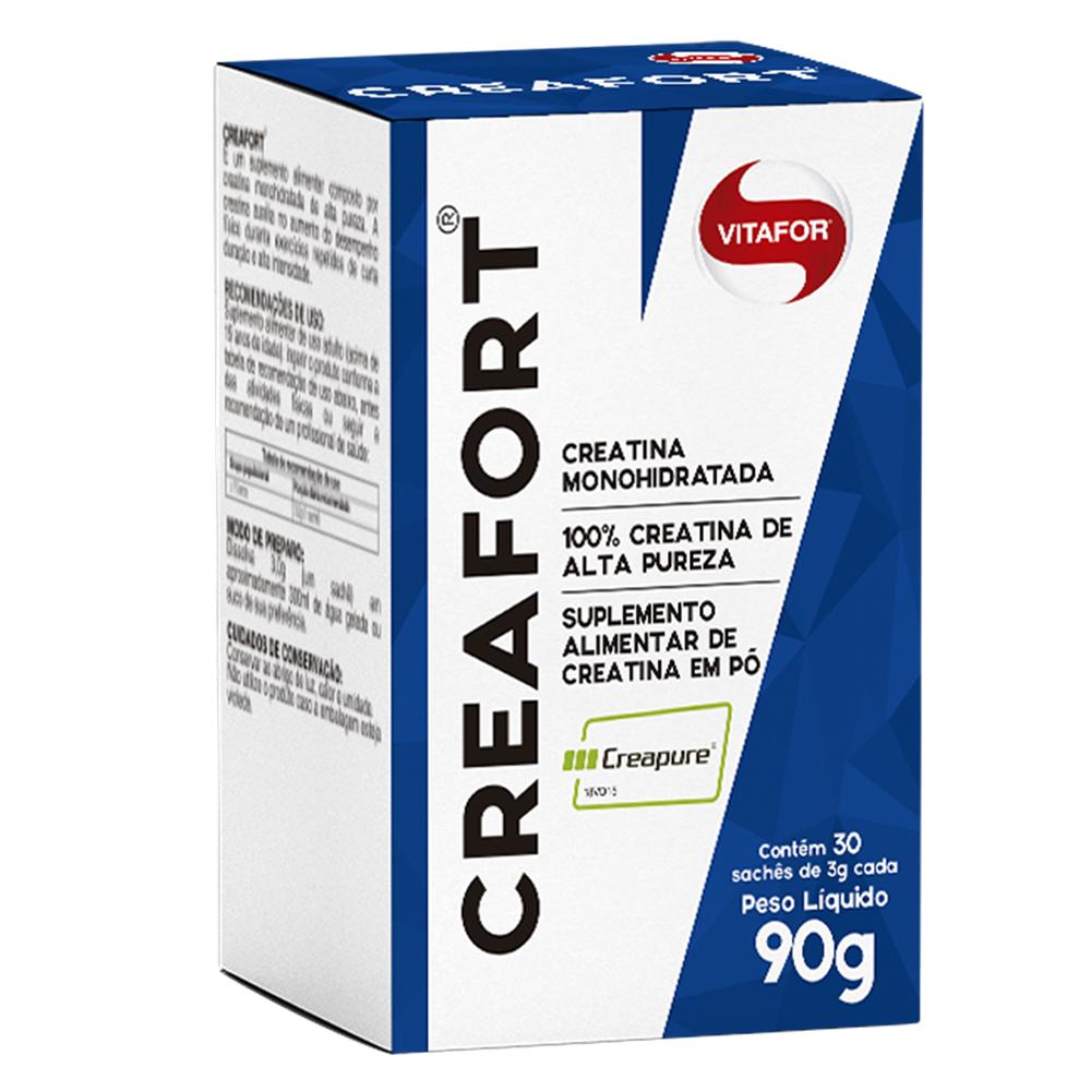 CREAFORT CAIXA C/ 30 SACHÊS 3G