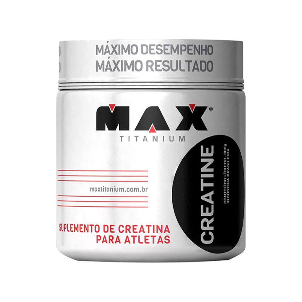 CREATINE 300 GR MAX TITANIUM