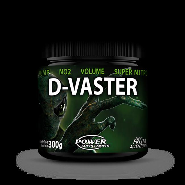 D-VASTER 300g POWER SUPPLEMENTS