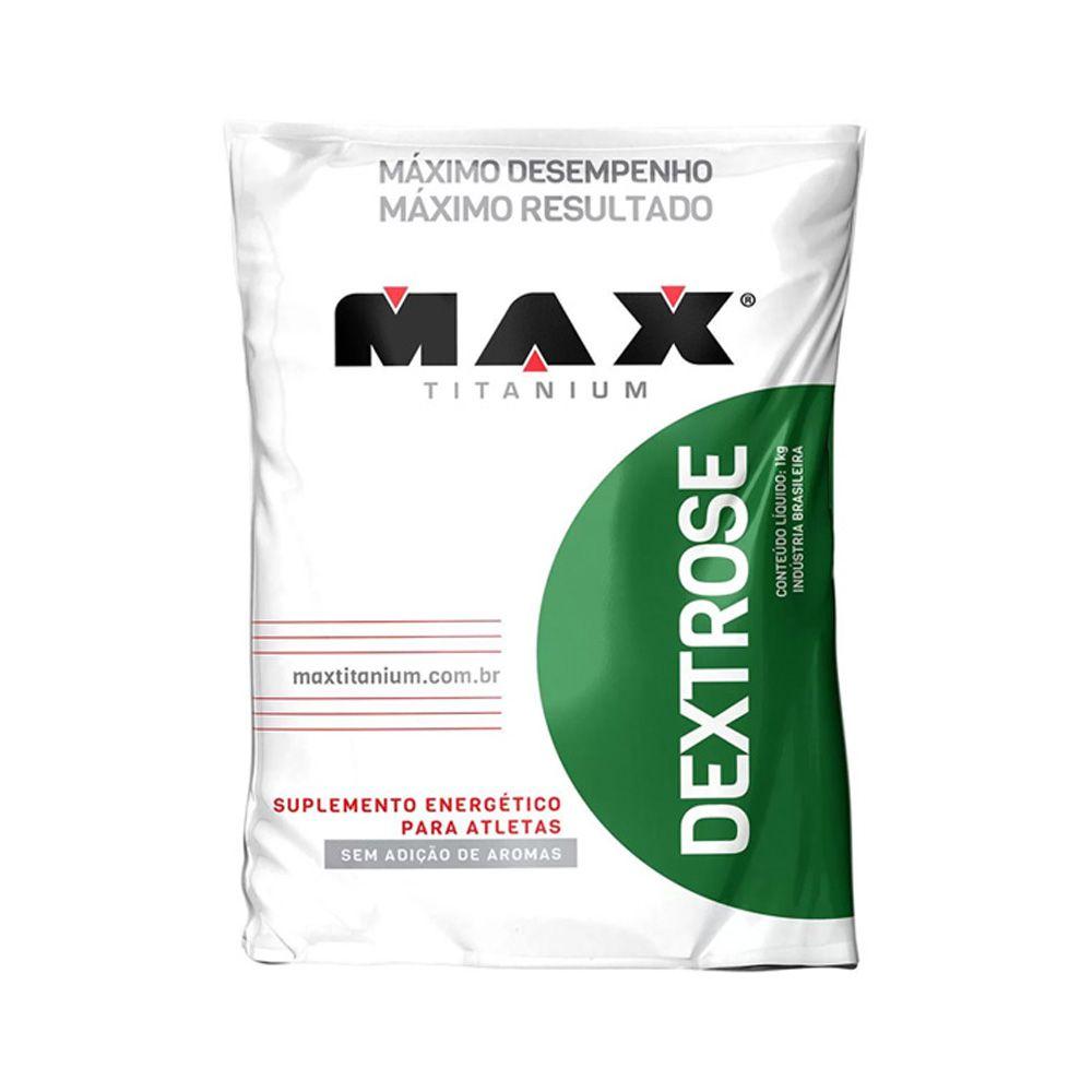 DEXTROSE REFIL 1 KG - MAX TITANIUM
