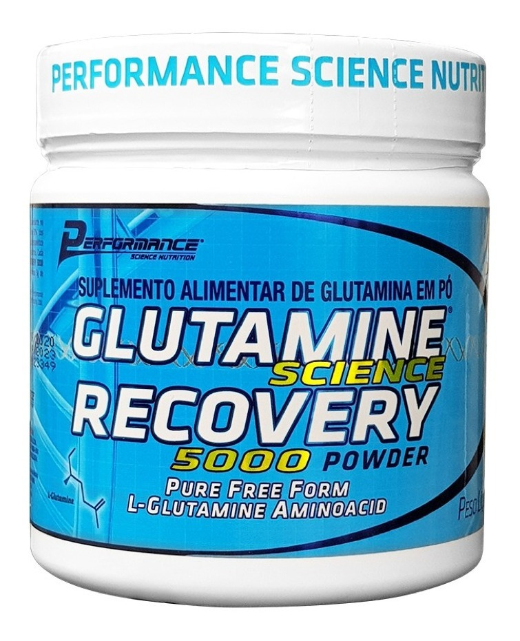 Glutamine Science Recovery 5000 300g - Performance Nutrition
