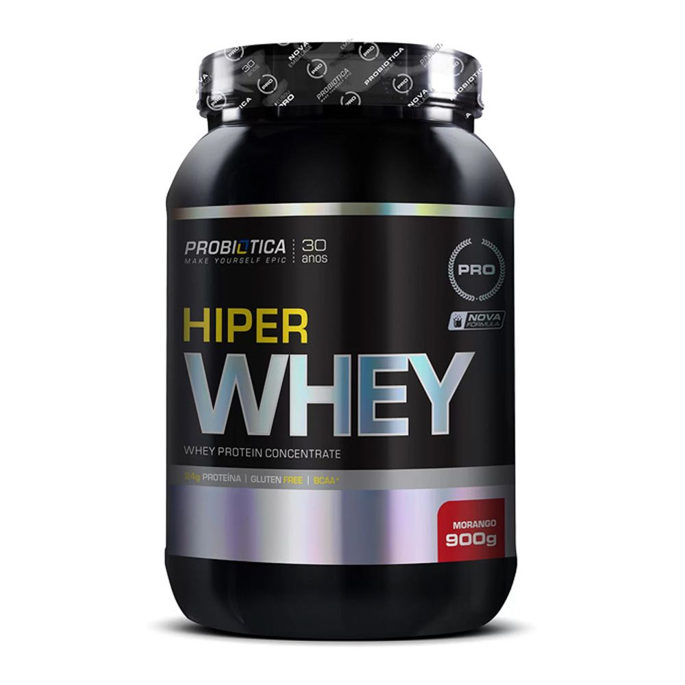 HIPER 100% WHEY 900G