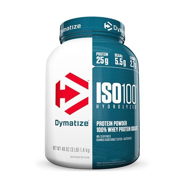 Iso 100 3LBS Dymatize