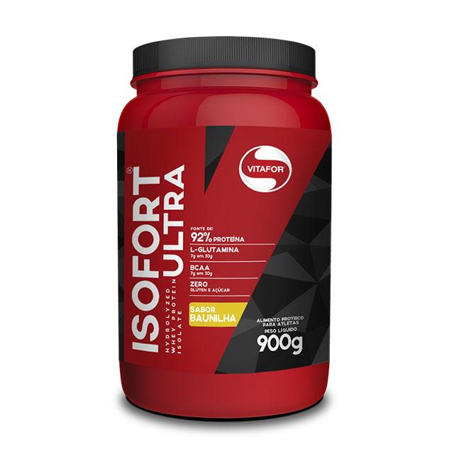 75445f69d Isofort Ultra Zero Carb - 900g - Vitafor - TOP Suplementos ...