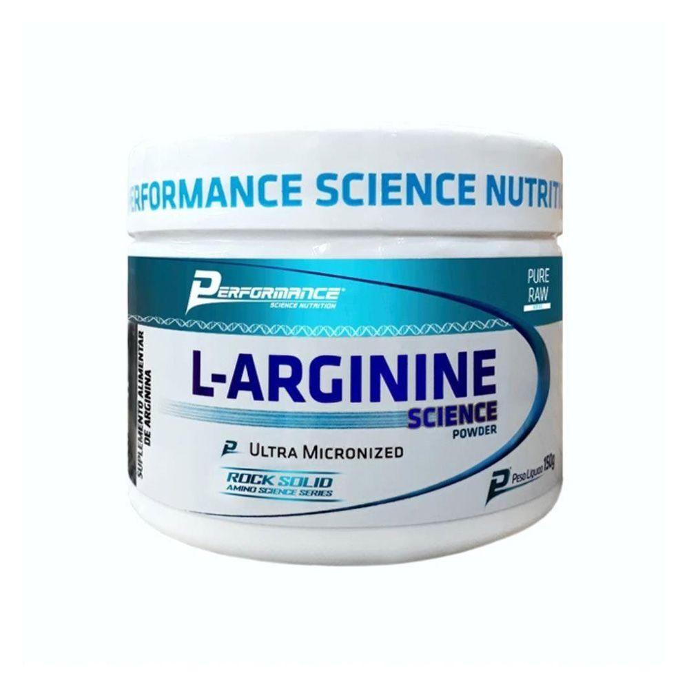 L-ARGININE SCIENCE POWDER - 150GRS - PERFORMANCE